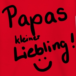 Papas kleiner Liebling ! :) Kinder T-Shirts - Teenager T-Shirt