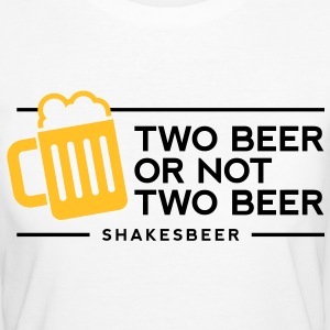 Two Beer Shakesbeer 1 (2c)++ T-Shirts - Frauen Bio-T-Shirt