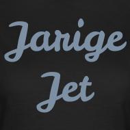 Ontwerp ~ Jarige Jet - Zilver-metallic