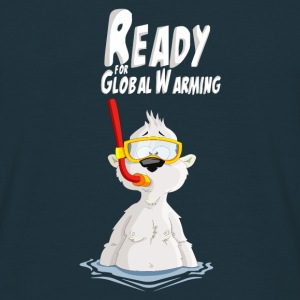 Global warming - T-shirt Homme