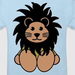 lion T-Shirts - Kinder Bio-T-Shirt