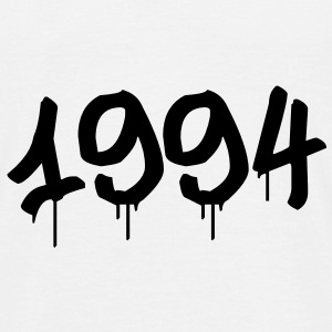 Graffiti : 1994 T-shirts - Herre-T-shirt
