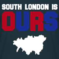 Design ~ SOUTH LONDON IS OURS