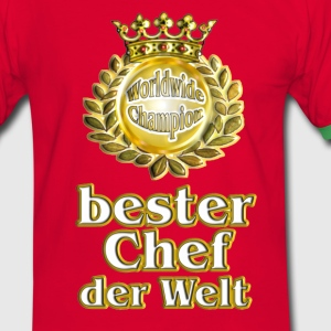 suchbegriff 39 chef 39 t shirts online bestellen spreadshirt. Black Bedroom Furniture Sets. Home Design Ideas