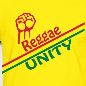 reggae unity T-Shirts - Men's Ringer Shirt