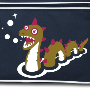 Magic Burp Seamonster - Retro Bag - Retro Bag