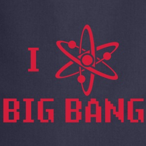 i_heart_big_bang Kookschorten - Keukenschort