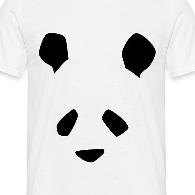 Panda Face - Classic