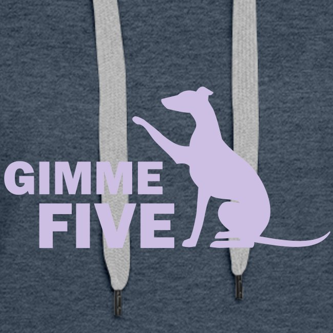 Whippet gimme Five