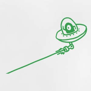 UFO Attack! (pixel) Baby Shirts  - Baby T-Shirt