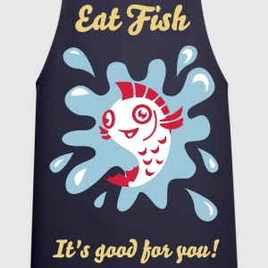 Eat Fish! Apron - Cooking Apron