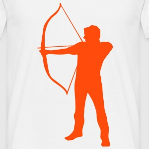 Archery T-shirt - Herre-T-shirt