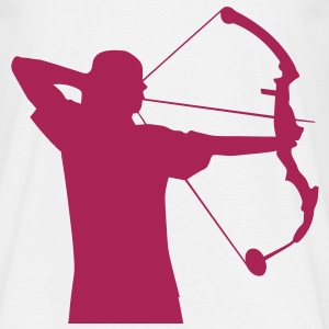 Archery T-shirt - Mannen T-shirt