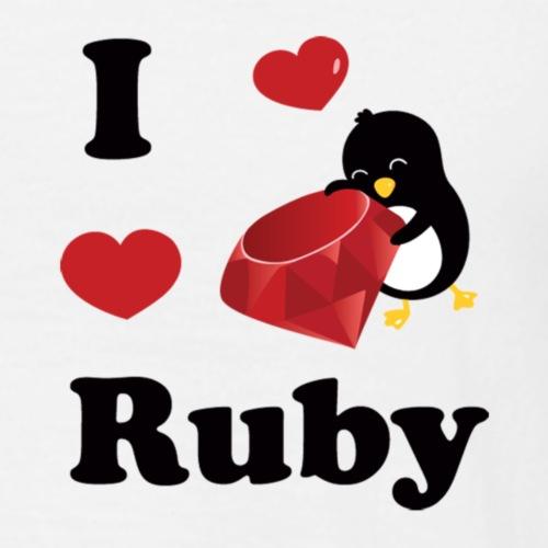 I love Ruby