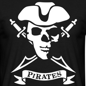 pirates_5 Tee shirts - T-shirt Homme