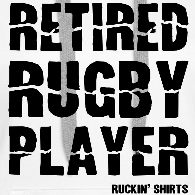 Retired Rugby Player