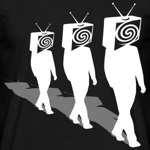 Televized Walk 3 - Männer T-Shirt