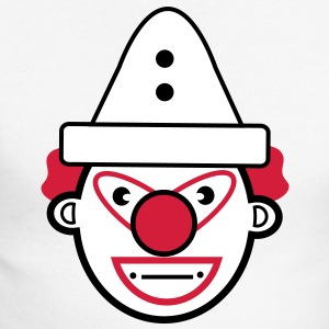 Clown Tee shirts manches longues - T-shirt baseball manches longues Homme