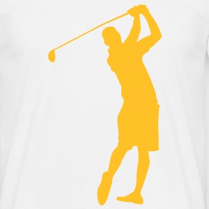 Golf T-shirt - T-shirt Homme