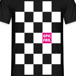 Epic Fail - Männer T-Shirt