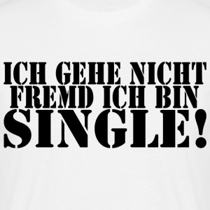 single T-Shirts - Männer T-Shirt