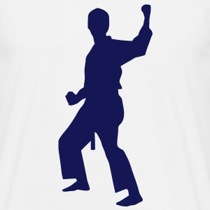 Karate T-shirt - Herre-T-shirt