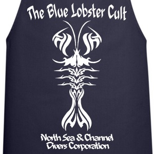 The Blue Lobster Cult  Aprons - Cooking Apron
