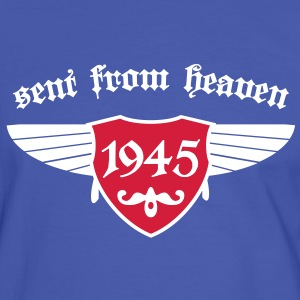 sent from heaven 1945 T-Shirts - Männer Kontrast-T-Shirt