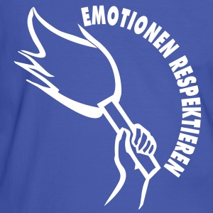 pyro_emotionen T-Shirts - Männer Kontrast-T-Shirt