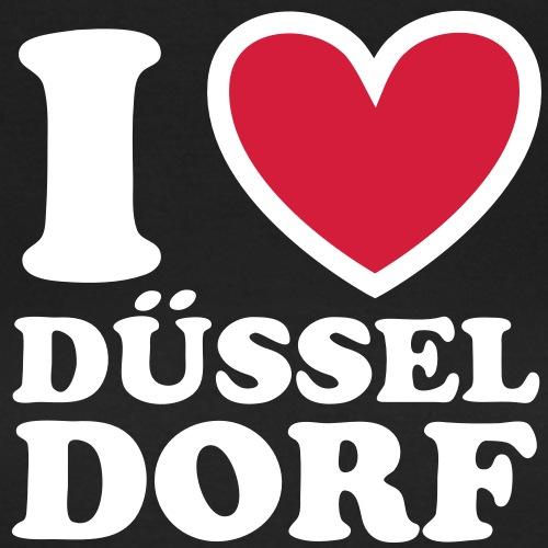 I love Duesseldorf Düsseldorf / herz 2c