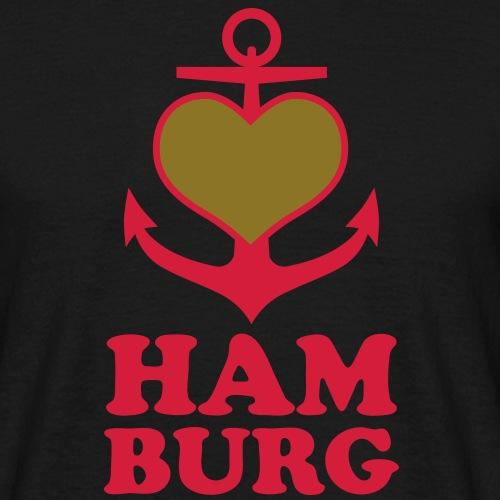 Heimathafen Hamburg Anker Herz B 2c