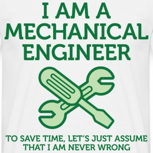 I Am A Mechanical Engineer 2 (dd)++ Tee shirts - T-shirt Homme