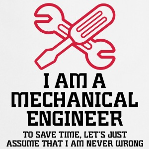 I Am A Mechanical Engineer 1 (2c)++  Aprons - Cooking Apron