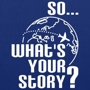 What's your story? Sacs - Tote Bag