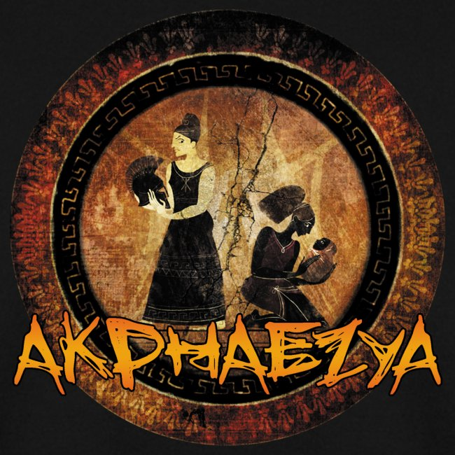 "Akphaezya ""Nerak"" Sweat  (Front & Back)"
