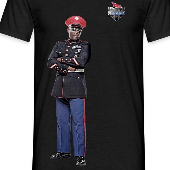 "Captain Jack Shirt ""Bruce"""