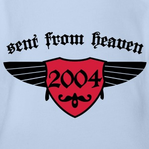 sent from heaven 2004 Baby Body - Baby Bio-Kurzarm-Body