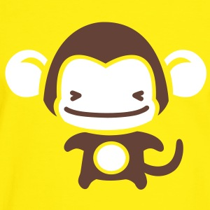 Bubu Monkey - Men's Ringer Shirt