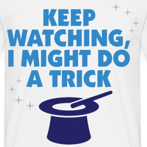 Keep Watching 1 (dd)++ Camisetas - Camiseta hombre