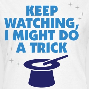 Keep Watching 1 (dd)++ Tee shirts - T-shirt Femme
