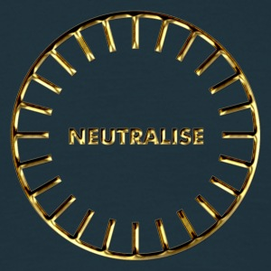 BOOST YOUR ENERGY, Neutralise, Gold, Sanjeevini, Please activate your symbol! T-Shirts - Männer T-Shirt