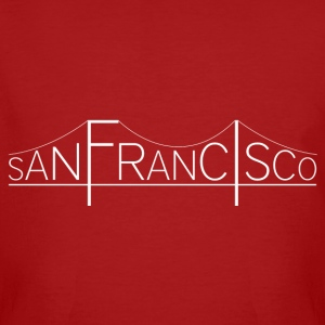 San Francisco Bridge - T-shirt bio Homme