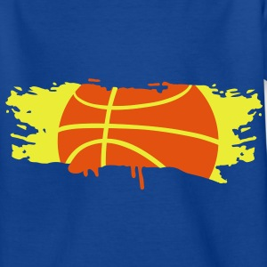 Graffiti de basket-ball  Tee shirts Enfants - T-shirt Ado