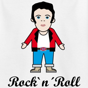 Rock`n´Roll Kids' Shirts - Teenage T-shirt