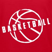 Zoom: Kids' Organic T-shirt with design Basketball Slogan Ball