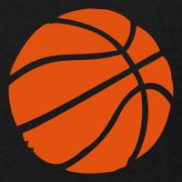 Zoom: Teenage T-shirt with design Basketball