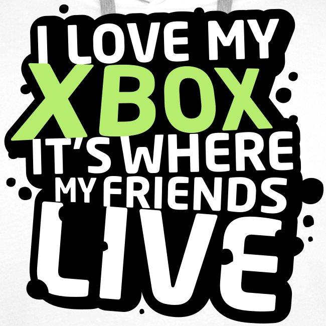 XBOX FRIENDS by kidd81.com