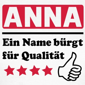 anna T-Shirts - Frauen T-Shirt