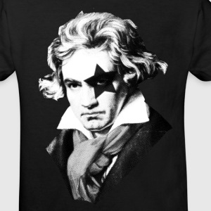Beethoven rock Kiss Black Metal Tee shirts Enfants - T-shirt Bio Enfant