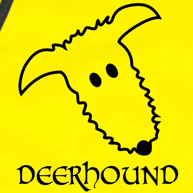 Comic-Deerhound